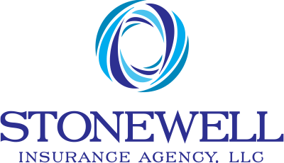 stonewall insurance agency logo vertical
